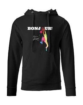 Picture of Bonjour! Pullover Hoodie